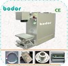 Portable Stainless Steel/ Aluminum / ABS / Ring Fiber Laser Marking Machine