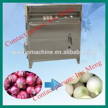500kg capacity automatic onion peeling machine price