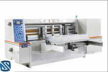 Automatic carton cutting machine
