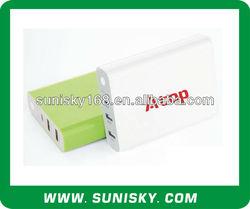 SPB9038 10400mAh power bank for phone5/samsung/ipad/mp4/mp3