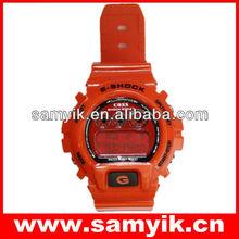 6900# 2015 hot sale fashion wholesale digital watches