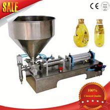 oil filling machine line
