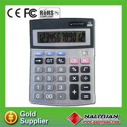 12 digital mini office calculator
