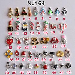 Latest Nail product,3D Nail Sticker,Fashion Crystal 3D Nail Art