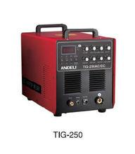 TIG stick welding machine tig ac dc 200 super 200p tig welder