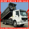 HOWO Dump Truck for sale ZZ3257N3847A (Strong body & Big power dump truck for sale)