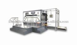 CHANGRUI Semi-automatic Flat bed Die Cutting Machine