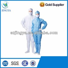 electrostatic dust free supplies esd clothes