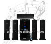 2013 LED FM Karaoke 5.1 mini speaker