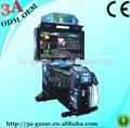 """42 """" 47 """" Large Ghost Squad que funciona con monedas simulador de la diversión Idoor Arcade Machine Gun Shooting Game"""