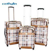 Trolley PU leather luggage case wenger luggage uk