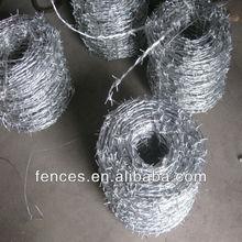 Barbed wire/ types of barbed wire / barbed wire fence