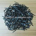 De cabeza redonda plana zapatos tachuelas nails/tachuelas de calzado desde guangzhou proveedor