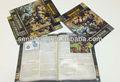 juego de mesa personalizados de impresión de libros de instrucción de juegos de tablero
