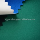 breathable waterproof pu coated stretch fabric