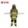 bombero nomex chaqueta y pantalón