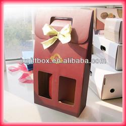 Luxury & Elegant Paper Wine Bag wine paper gift bag