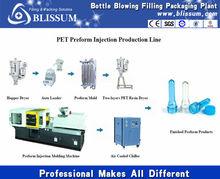 PET Water Bottle/Beverage Making Machine Manufacturer