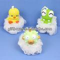 Pato de baño- animales de esponja de baño