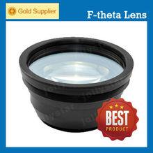 2014 hot sale! laser lens YAG optical laser 1064nm 100*100mm YAG laser f-theta lens