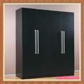 الجملة الرخيصة 4 أبواب خزانة غرفة نوم حديثة