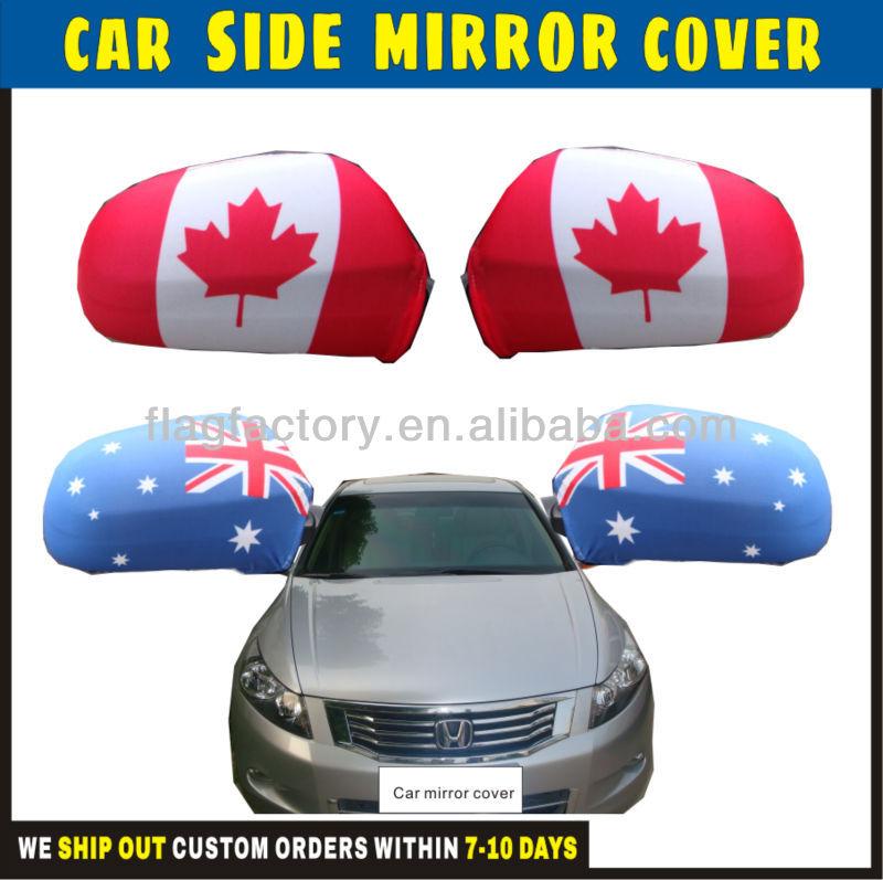 2014 National Flag Car Mirror Cover