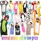 newest cosplay costume pajama animal onesie