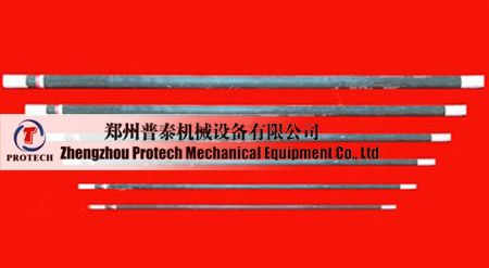 durable large infrared radiation rate oven heating element
