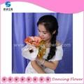 Bouquet de noiva/artificial decoração flores( gfog- 03)