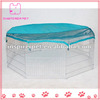 Hot Selling High Qualtiy Pet Cat House Cage With Mesh Cover