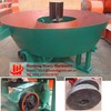 high quality newest gold wet pan mill,Gold grinding machine,gold extraction machine
