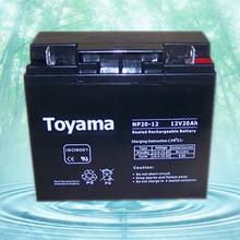 12V20Ah Good quality Sealed Lead Acid Battery UPS battery