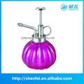 250ml decoração de vidro garrafa