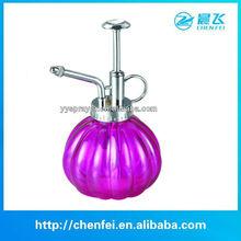 Decoración de botellas de vidrio de 250 ml