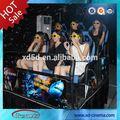 7d cinema simulatore