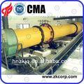 aserrín de madera secador rotatorio del fabricante