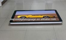 32 inch digital lcd advertising display,lcd bus media display