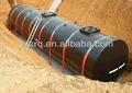 alta qualidade de armazenamento subterrâneo de combustível do tanque com preço competitivo