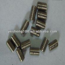 Hexagon socket set screw in pendant light