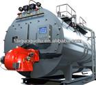 2014 Hot Sale!! 0.5-6 tons Gas Steam Boiler & Oil Steam Boiler Price (fire tube)