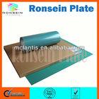 negative UV CTP plate for Basys print CTCP machine