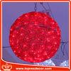 Acrylic LED light thermocol decoration