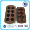 Moule à chocolat en polycarbonate/œuf en chocolat moules/moules à chocolat de silicium