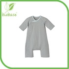 Branded 100% organic cotton knit baby rompers - Biobase self designed baby apparels