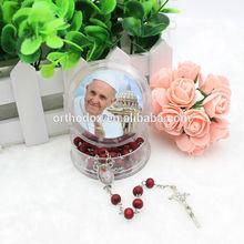 Wholesale Cheap Catholic Wood Rosary