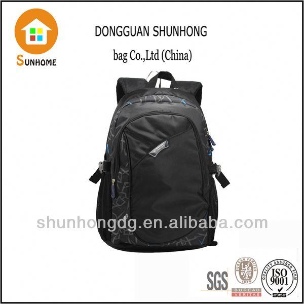 2014 Top sale waterproof solar backpack