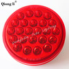 American truck 4 inch trailer round led stop turn tail light