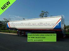3 axles 40000L diesel water pump with trailer 0086-13635733504