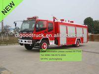 water tank 6cbm airport fire truck 0086-13635733504