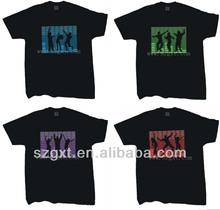 EL t-sihrts -el T-shirts for party -